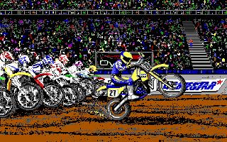 Motocross (Suzuki's 250PM Motocross)