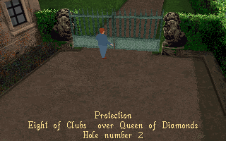 Alone in the Dark 2 - Один во тьме 2 - у ворот