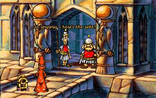 Плоский мир (Discworld) - у ворот