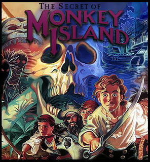 Monkey Island - The Secret of Monkey Island