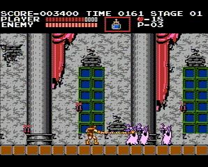 Castlevania 1986 - ведьмы