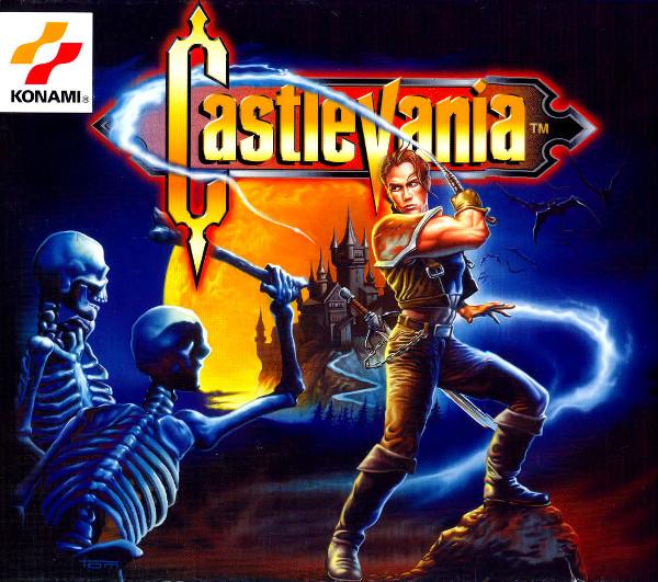 Castlevania 64 - постер
