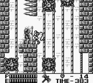 Castlevania 2: Belmont's Revenge - по пути наверх