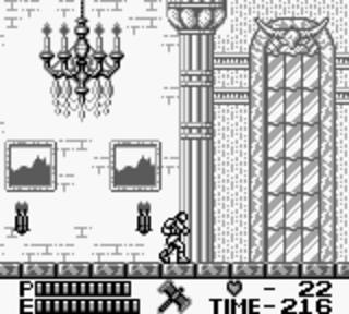 Castlevania 2: Belmont's Revenge - в замке