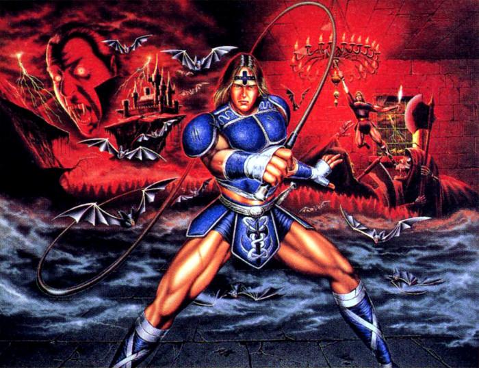 Super Castlevania IV - постер