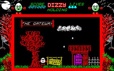 Dizzy: The Ultimate Cartoon Adventure - DizzyAGE Remake - у портала