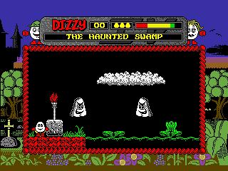 Magicland Dizzy - DizzyAGE Remake - каменные облака