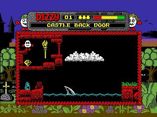 Magicland Dizzy - DizzyAGE Remake - у водоёма