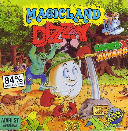 Magicland Dizzy - DizzyAGE Remake