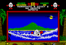 Treasure Island Dizzy